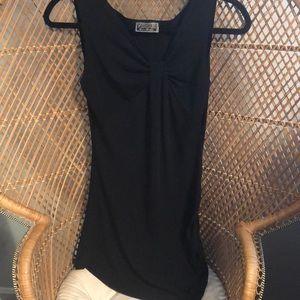 Versace Dresses - VERSUS Gianni Versace vintage little black dress
